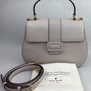 kate spade new york CARLYLE STREET JUSTINA satchel